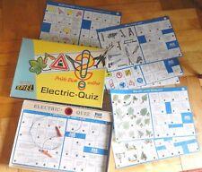 Spiel Electric-Quiz Prüf Dich selbst COMBINA SPIEL Nr. 4/40 VEB PIKO OVP DDR
