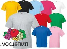 5 Men's T Shirt 100% Cotton Blank T Shirt T Shirt Multi pack 5