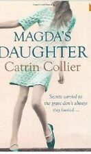 CATRIN COLLIER ___ MAGDA'S DAUGHTER __ BRAND NEW ___ FREEPOST UK