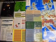 wargame - MORSECODE by UGGD no Compass MMP AH SPI AVALON GMT
