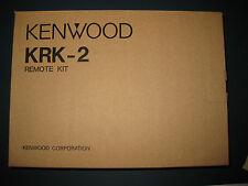 KENWOOD - KRK-2 Remote Control Head Kit TK-630/TK-730/TK-830 NEW (#A305)