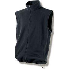 "Gelert Mens Lewis Black Gilet Coat Jacket Walking Hiking Size Small 36-38"" Inch"