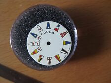 CORUM MID SIZE MULTI COLOR FLAG DIAL 22.3MM DIAL ONLY NO WATCH