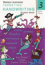 Targeting Handwriting: Year 3 Student Book by Jane Pinsker (Paperback, 2004)