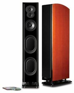 Polk Audio LSiM 705 Superior Floorstanding Tower Speaker | Dynamic Balance & Pow