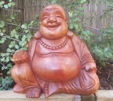 Bronze Finish Happy Sitting Buddha 13cm 68944
