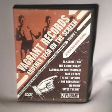 DVD VA Vagrant Records Another Year on the Screen Vol 1 2002