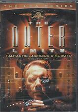 The Outer Limits - Fantastic Androids  Robots Collection NEW MGM SCI-FI DVD