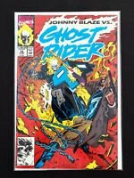 GHOST RIDER #14 (1990 SERIES) MARVEL COMICS 1991 NM+