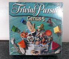 Hasbro Trivial Pursuit Genus 5 Brand New Factory Sealed Free Shipping