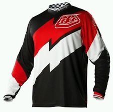 Troy Lee Designs Astro GP Motocross Bike Jersey Shirt Astro Black size Large L