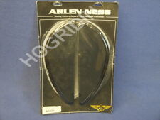 Arlen Ness 162-977 black fusion track floorboards rider Victory xc xr vision