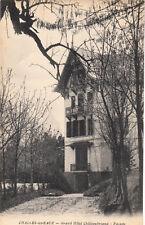 CHALLES-LES-EAUX grand hôtel châteaubriand façade