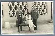 Libie, Ghadames (غدامس), Hôtel Ain El Fras Vintage silver print. Libya. Postca
