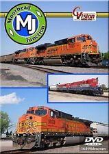 Moorhead Junction Minnesota DVD BNSF KO Sub GN NP