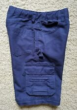 Boy Scouts of America Bsa Official Uniform Shorts Size Youth 6 Blue