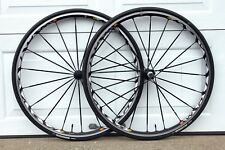 Mavic Ksyrium SL SSC 11 Speed Clincher Road Bike 700C Alloy Wheelset w Tires Etc