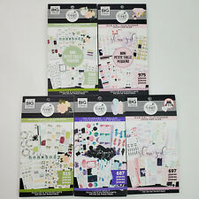 me & my big ideas The Happy Planner Value Pack Stickers YOU CHOOSE