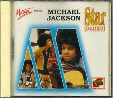 "MICHAEL JACKSON ""Star Collection - Motown Legends"" Best Of CD-Album"