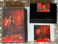 THE KING OF FIGHTERS 96 KOF96 Neo Geo AES SNK  CIB