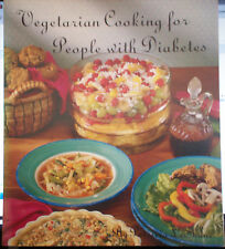 Vegetarian Cooking for People with Diabetes by Patricia Mozzer (Paperback, 1994)