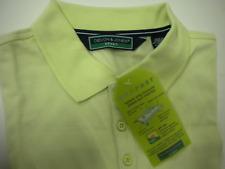 Devon & Jones Ladies Sport Shirt Polo Pima Pique Short Sleeve Light Green L