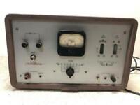 Vintage HP Hewlett Packard 434A Calorimetric Power Meter COOL OLD PROP ARMY