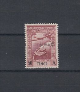 Portugal - Timor Airmail Libertação Nice Stamp MNH 7