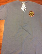 Old Guys Rule Beer Label T-Shirt Sz. MED Still Crazy After All These Beers! New