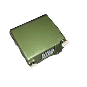 Military Battery Cassette - RACAL Dry Cell Holder.