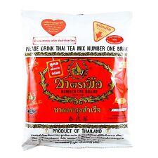 Original Thai Tea Mix Black Tea Leave Number One Brand 400g (14oz)