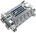 NEW!!! Power Acoustik 30 Farad Digital Car Audio Capacitor Cap With Voltmeter