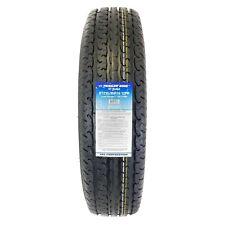 4 (Four) New ST235/85R16 Premium Trailer King ST Radial Tires 12 Ply 2358516 R16