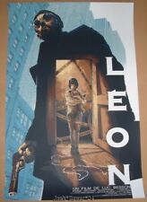 Barret Chapman Leon The Professional Movie Poster Print Art 2016