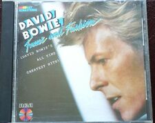 Rare David Bowie Fame and Fashion RCA Victor  1st Run Digital Remaster Near Mint