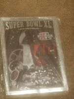 super bowl 40 sb xl program guide official nfl football 2006 pittsburgh steelers