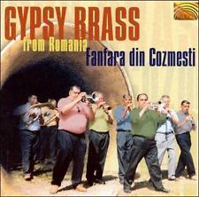 Gypsy Brass from Romania by Fanfara Din Cozmesti (CD, Feb-2002, Arc Music)