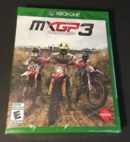 MXGP 3 [ The Official Motocross VideoGame ] (XBOX ONE) NEW