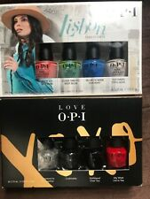 2 Packs Opi Nail Polish Love Xoxo And Opi Lisbon 1 Each 8 Colors Total