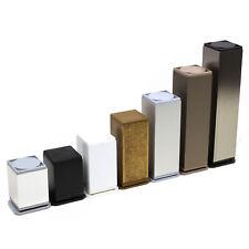 Hohenverstellbare Mobelfusse Aus Aluminium Gunstig Kaufen Ebay