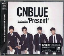 CNBLUE-KOREA BEST ALBUM 'PRESENT'-JAPAN 2 CD+DVD Ltd/Ed I98