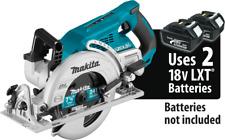 "18V X2 LXT 36V Rear Handle 7-1/4"" Circular Saw (Tool Only) Makita XSR01Z New"