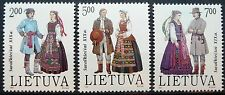 Lithuania stamps - Regions Clothes - Suvalkija_ 1992 - MNH.