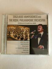 Engelbert Humperdinck and the Royal Philharmonic Orchestra CD Album - #045
