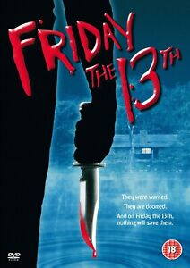 Friday the 13th (DVD, 2003, R4) - Used Good Condition
