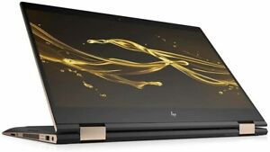 """HP Spectre 360 2 in 1 15.6"""" 4K UHD Touch Core i7 16 GB, 512GB SSD CONVERTIBLE"""