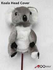 A99 Golf Animal Wood Headcover Koala Head Cover