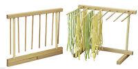 Beechwood Collapsible Pasta Drying Rack