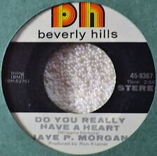 Jaye P Morgan Do You Really Have a Heart 45 NM Female Vocal Teen Northern Soul