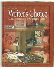 Glencoe Writer's Choice Grammar and Comp Grade 10 Student Text ISBN# 0078298180